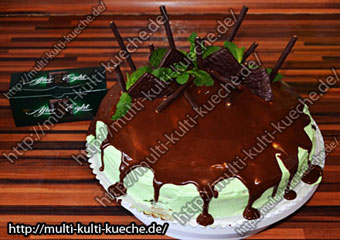 After Eight Torte Einfache Schnelle Torten Rezepte