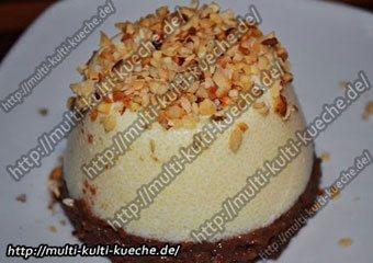 Grieß Dessert - Türkische Süßspeise - Sütlü Irmik Tatlisi
