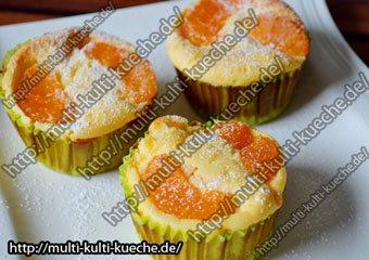 Kasekuchen Muffins Mit Mandarinen