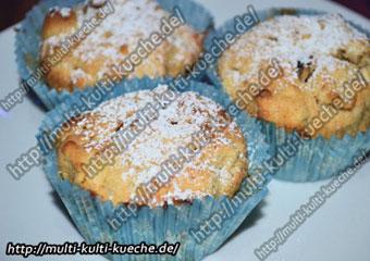 Bratapfel Muffins