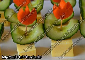 Gemüse Tulpen
