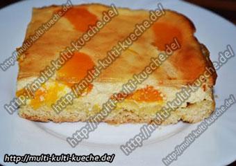 Käse Mandarinen Kuchen