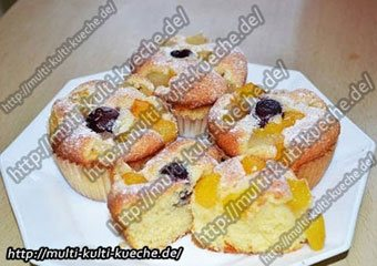Obst Muffins
