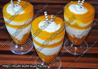 Orangen Maracuja Traum