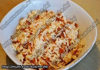Reis - Pilav - Reisgerichte