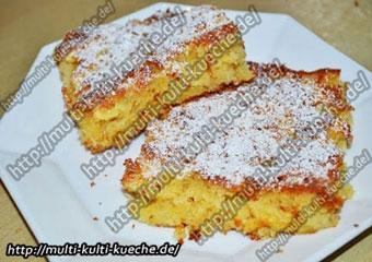 Saftiger Apfelkuchen - Apple Pie - Elmali Kek