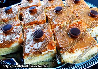 Toffifee Kuchen