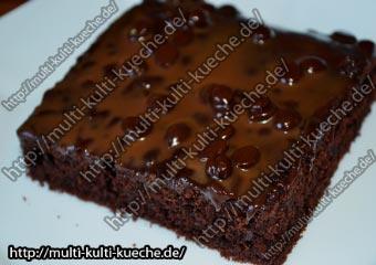 Saftiger Schokoladenkuchen Einfache Kuchen Rezepte