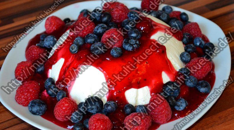 Joghurt Bombe