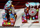 Kitkat Hexenhaus – Einfache Rezepte Weihnachten – Schokohaus
