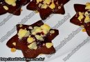 Schoko Kekse mit Streuseln – Ausstechkekse – Ausstechplätzchen