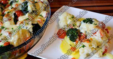 Gemüseauflauf – Auflauf Rezepte